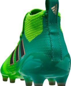 cheap for discount 2ee94 8eba5 adidas ACE 17.1 Primeknit FG Soccer Cleats - Solar Green ...