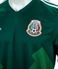169296b2e52 adidas Mexico L S Home Jersey 2018-19 NS - Soccer Master