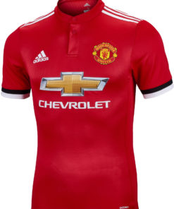 2f55f6caf92 adidas Manchester United Authentic Home Jersey 2017-18 - Soccer Master