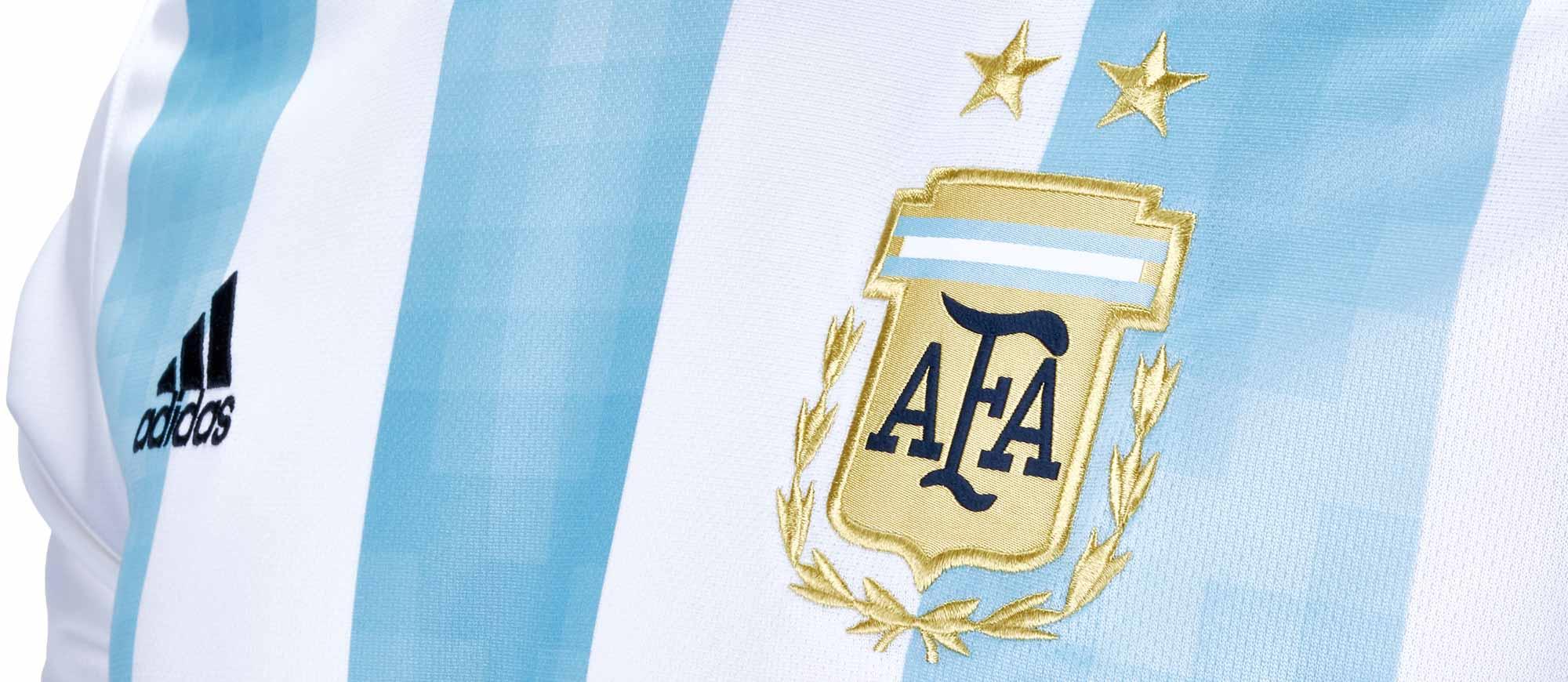 2ea94ac059e adidas Argentina L S Home Jersey 2018-19 - Soccer Master
