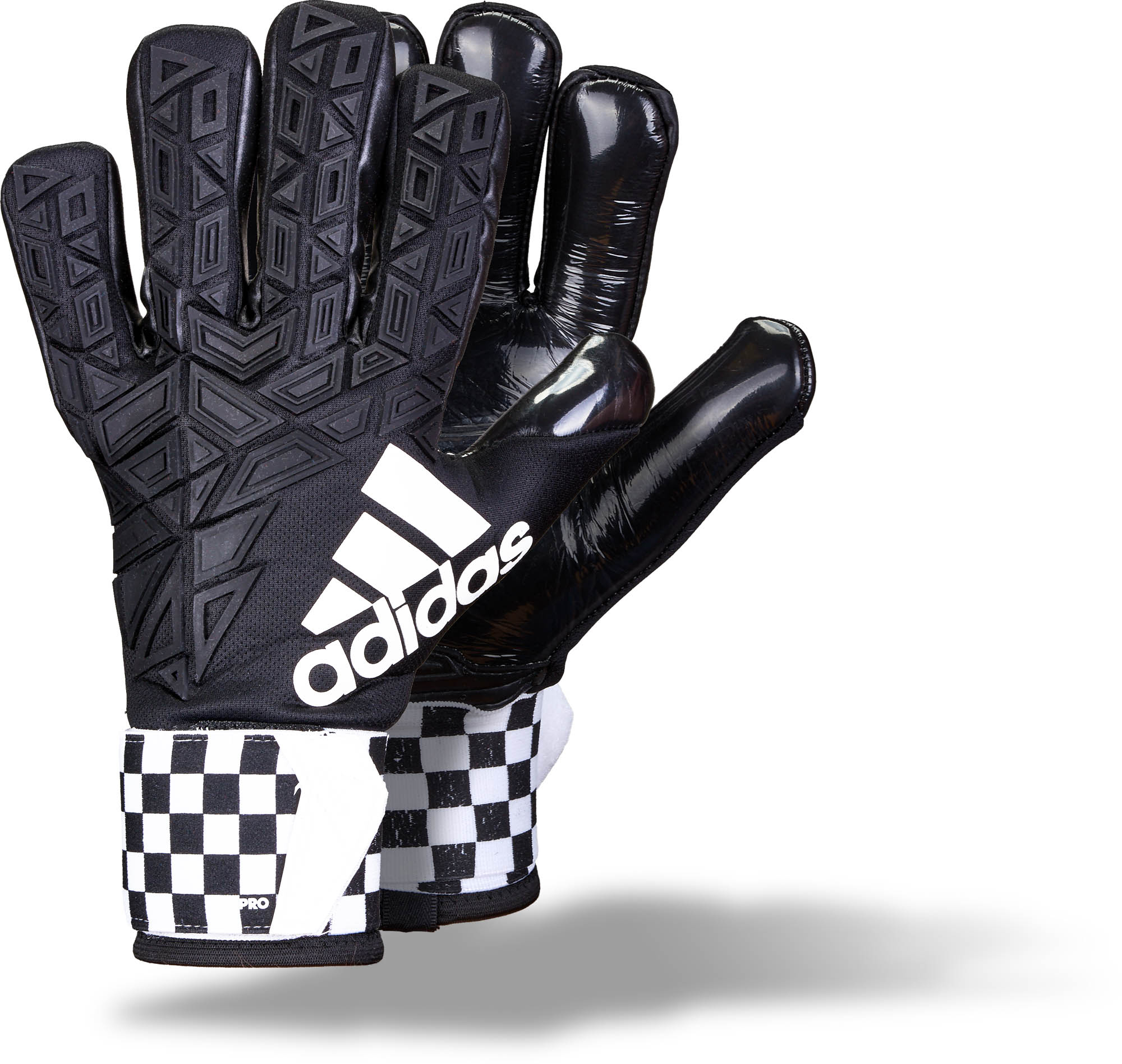 best service 49257 49656 adidas ACE Trans Pro Goalkeeper Gloves - Checkered Flag ...