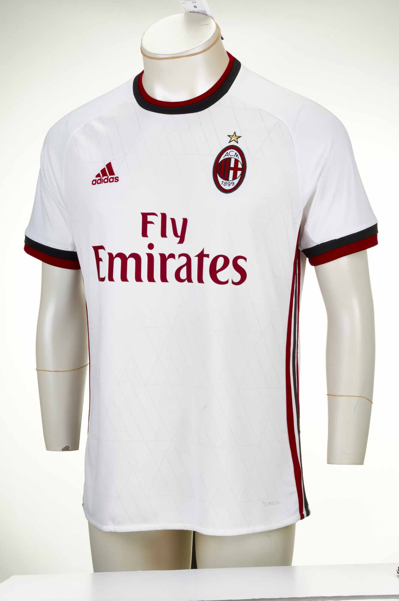 check out 7a2f5 31783 2017/18 adidas AC Milan Away Jersey - Soccer Master