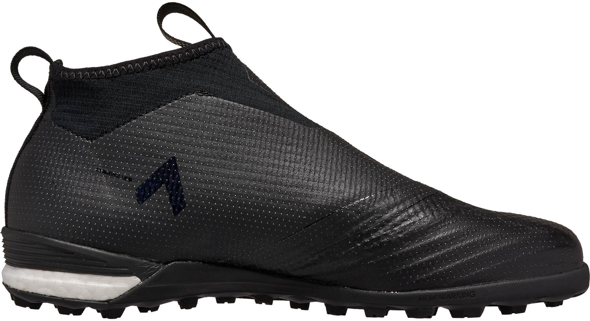 Adidas Ace Tango 17 + Purecontrol Tf Scarpe Nere, Maestro Di Calcio
