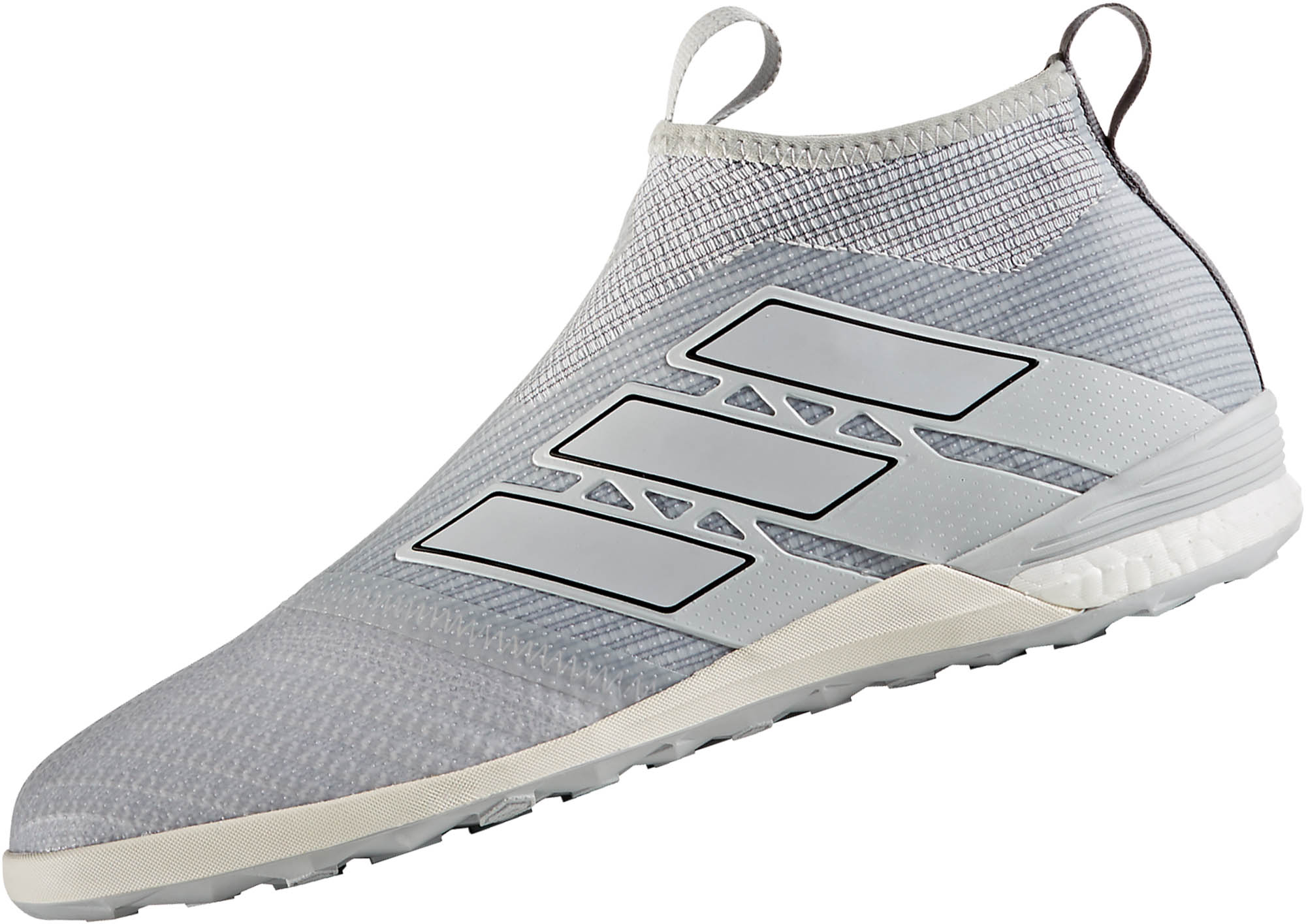 on sale 0b76e 8c9e2 adidas ACE Tango 17+ Purecontrol IN - Clear Grey & Onix ...