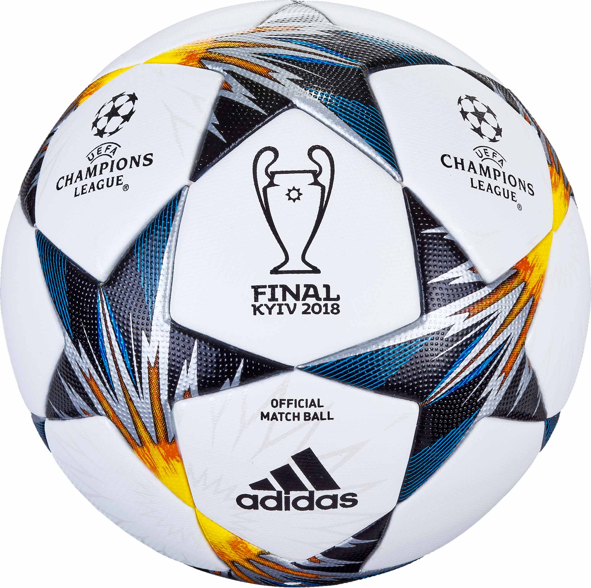 adidas finale kiev match ball white solar yellow soccer master adidas finale kiev match ball white