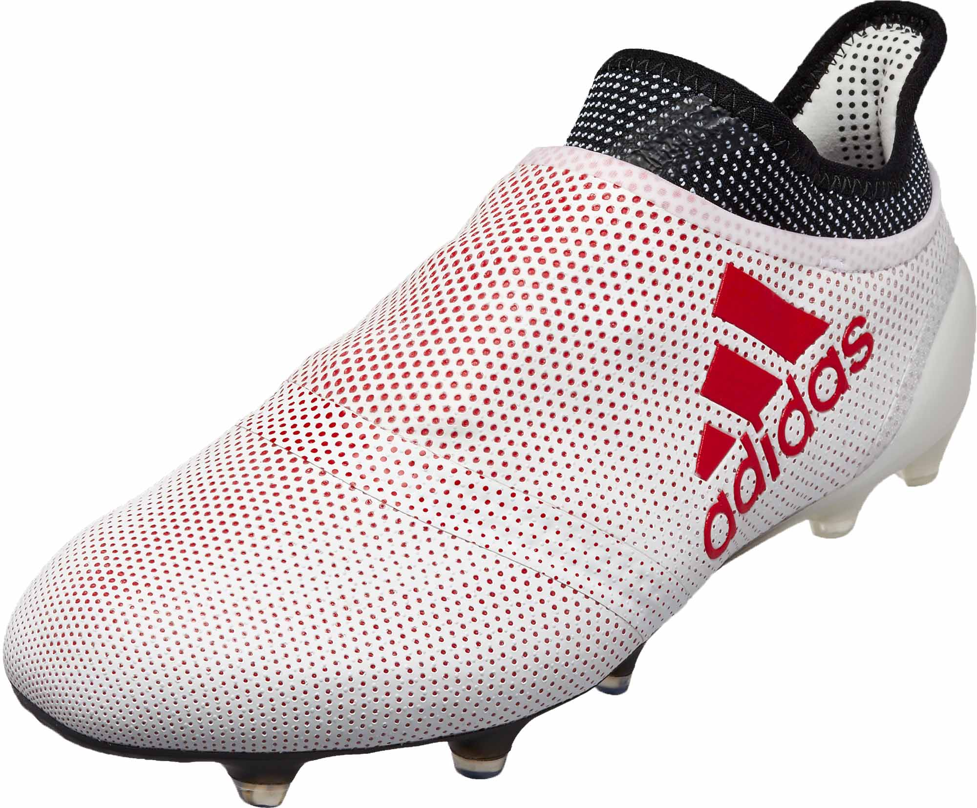 adidas X 17+ Purechaos FG - Grey   Real Coral - Soccer Master 316183c6ba0ce