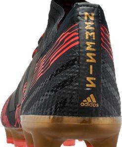 adidas Nemeziz 17.1 FG - Black   Solar Red - Soccer Master d6e887fe4