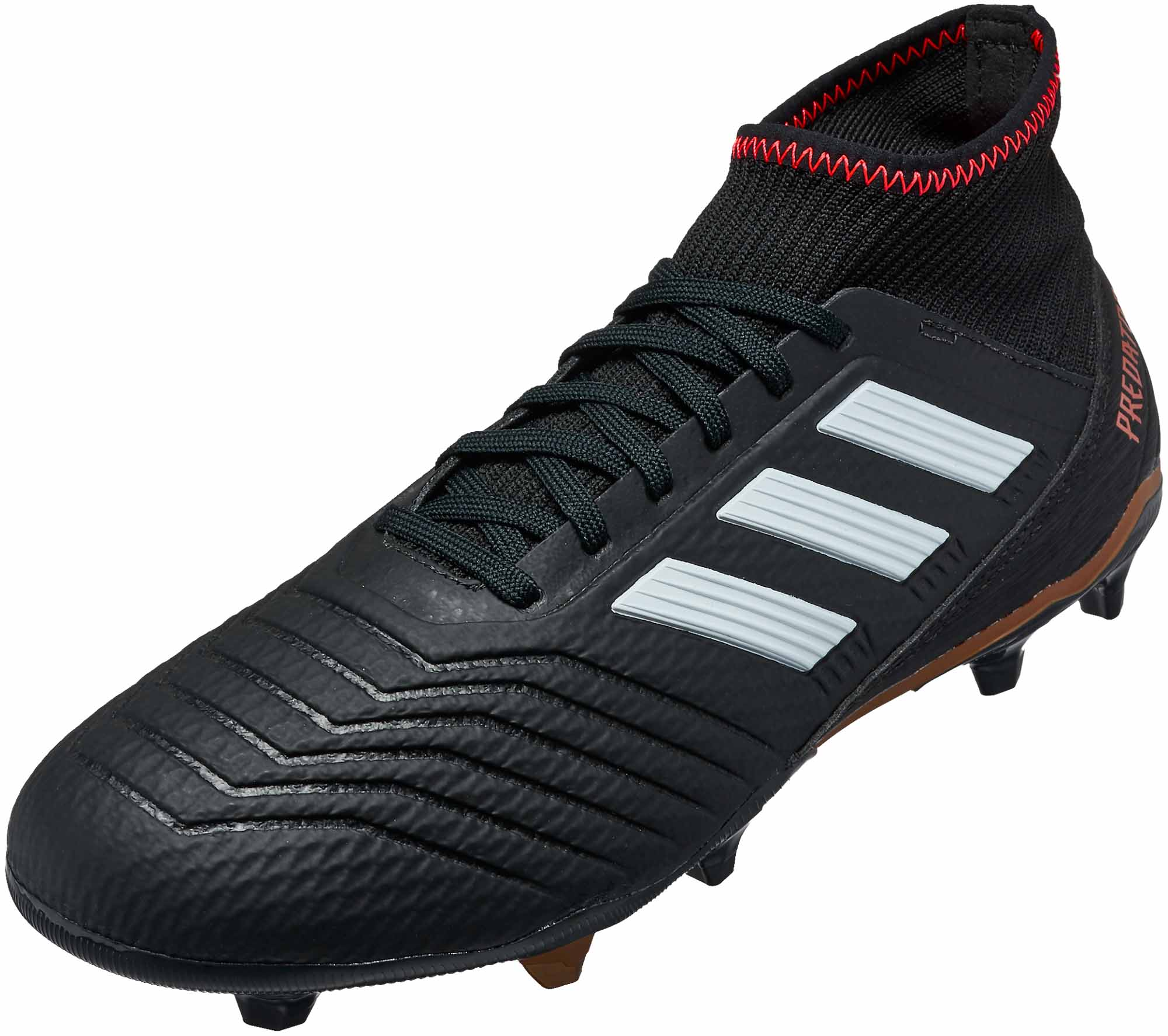 half off 9efa5 d8488 adidas Predator Soccer Shoes - Firm Ground, Turf...  SoccerMaster.com