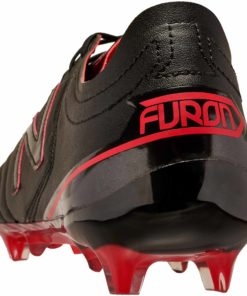 f107835eb56 New Balance Furon 3.0 FG Soccer Cleats - K-Leather - Black   Energy Red -  Soccer Master