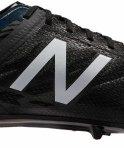 8ef7a6f3749 New Balance Furon 3.0 Pro FG Soccer Cleats - Black   White - Soccer Master