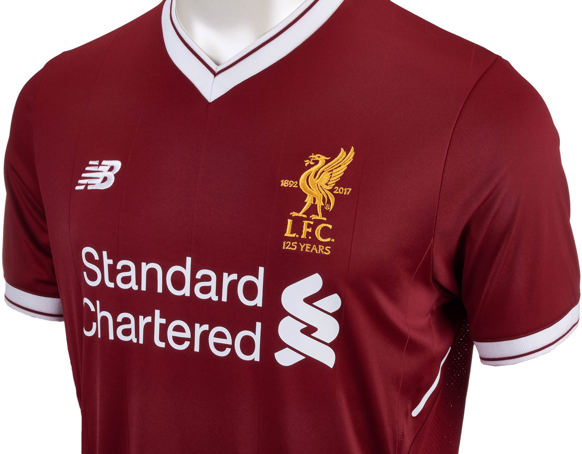 new balance liverpool shirt