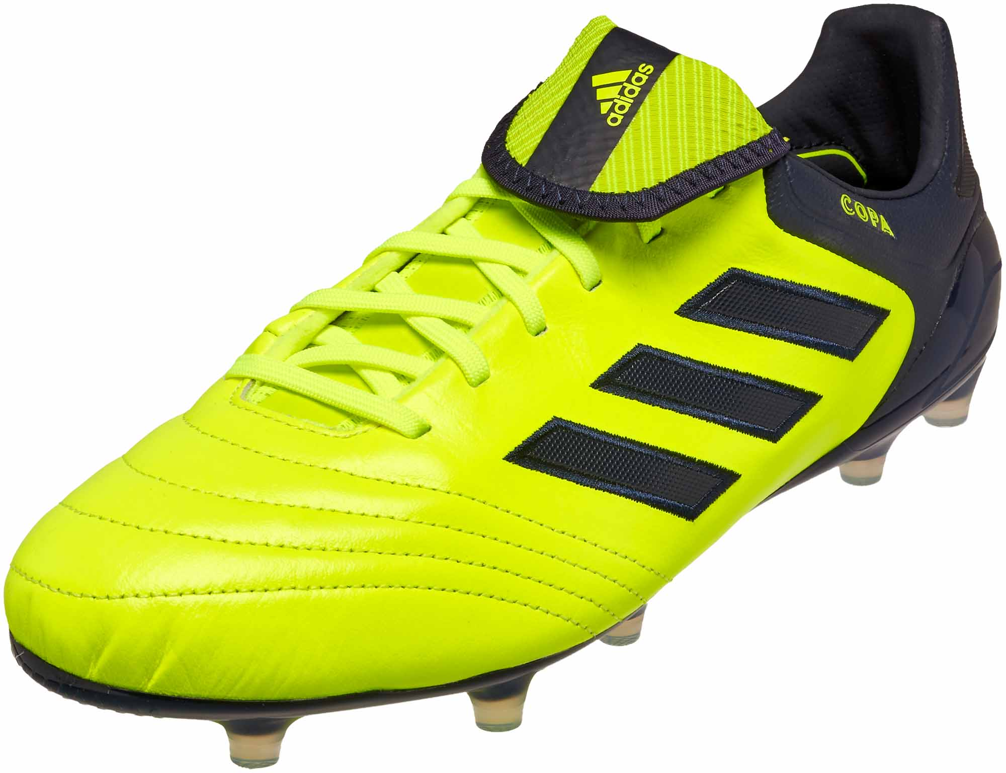 adidas Copa 17.1 FG Soccer Cleats - Solar Yellow   Legend Ink ... d48715bf6