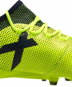 d39d733d613 adidas X 17.1 FG Soccer Cleats - Solar Yellow   Legend Ink - Soccer Master