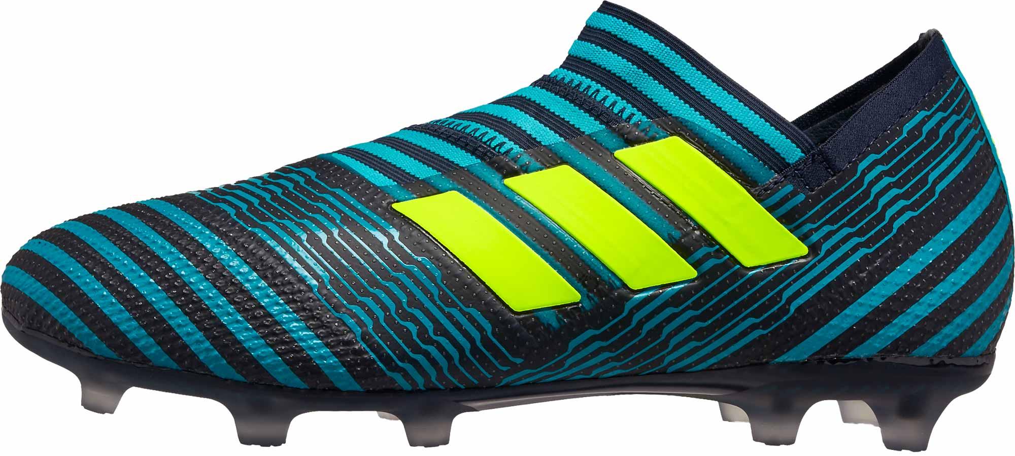 5c8a9e6d5 Kids adidas Nemeziz 17+ 360Agility FG Soccer Cleats - Legend Ink ...