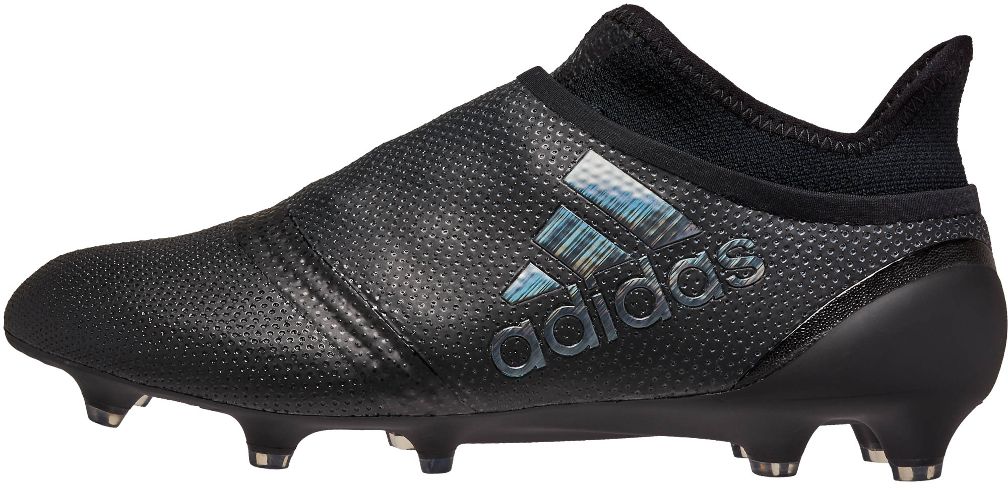 new concept 4b898 05a76 adidas X 17+ Purechaos FG Soccer Cleats - Black - Soccer Master
