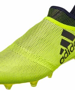 febc53278 adidas X 17+ Purechaos FG Soccer Cleats - Solar Yellow & Legend Ink ...