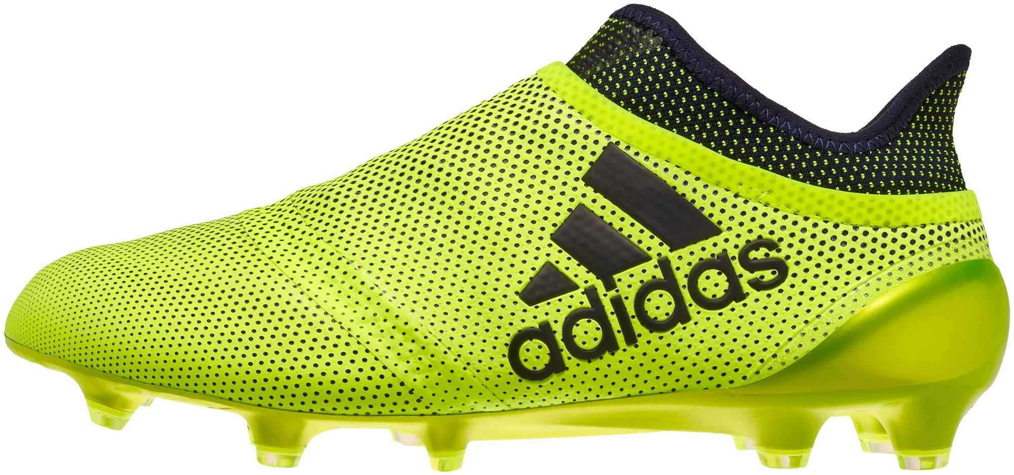 cdde892211f0 adidas X 17+ Purechaos FG Soccer Cleats - Solar Yellow   Legend Ink ...