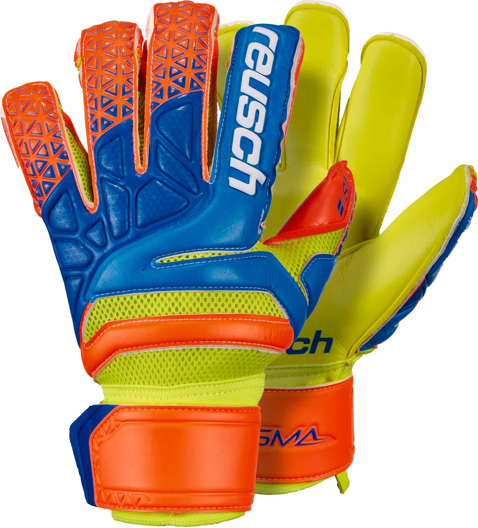 ec8c239c0d5 Reusch Prisma Prime S1 Evolution Finger Support - Goalkeeper Gloves ...