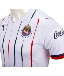 best sneakers dd566 8f1cb 2018/19 PUMA Chivas Away Jersey - Soccer Master