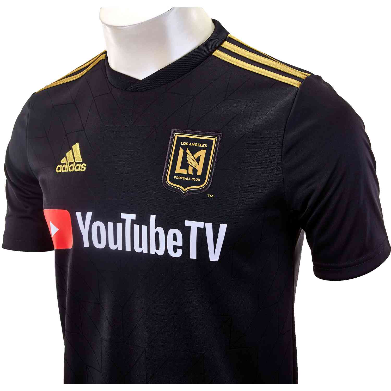 2018/19 Kids adidas LAFC Home Jersey - Soccer Master