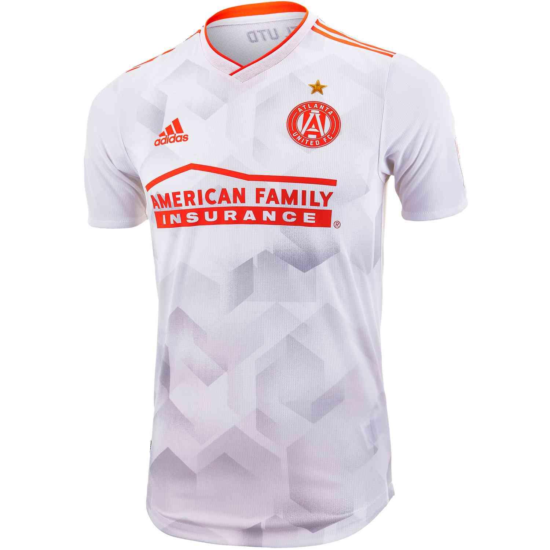 new product b5463 876f1 2019 adidas Atlanta United Away Authentic Jersey