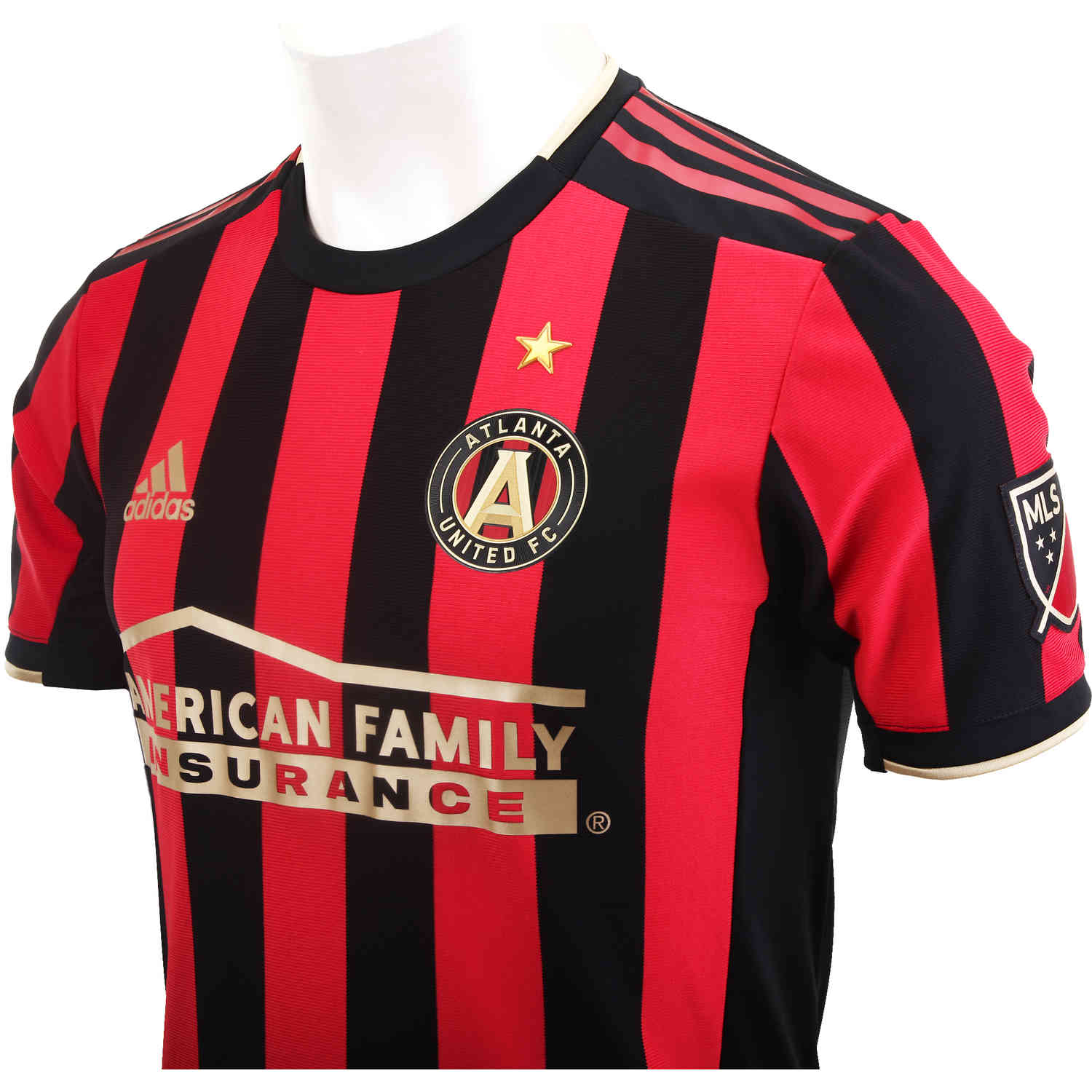classic fit 44344 bfc37 2019 adidas Atlanta United Home Authentic Jersey - Soccer Master