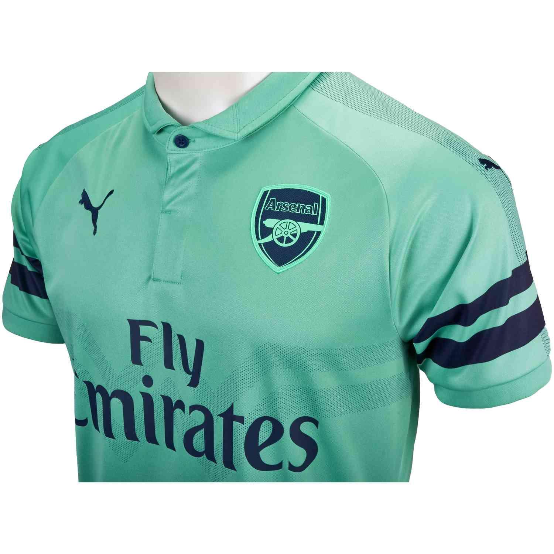 PUMA Arsenal 3rd Jersey 2018-19 - Soccer Master 6a5e2c785
