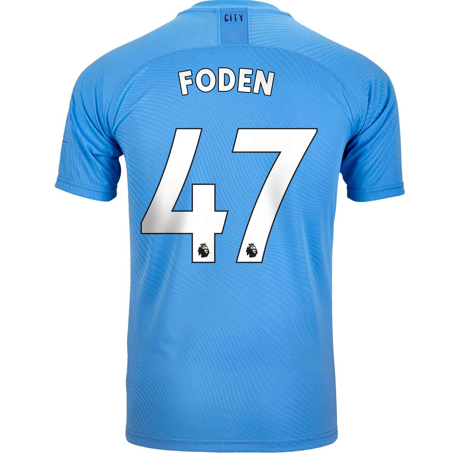 buy popular 794a4 f0011 2019/20 Phil Foden Manchester City Home Authentic Jersey