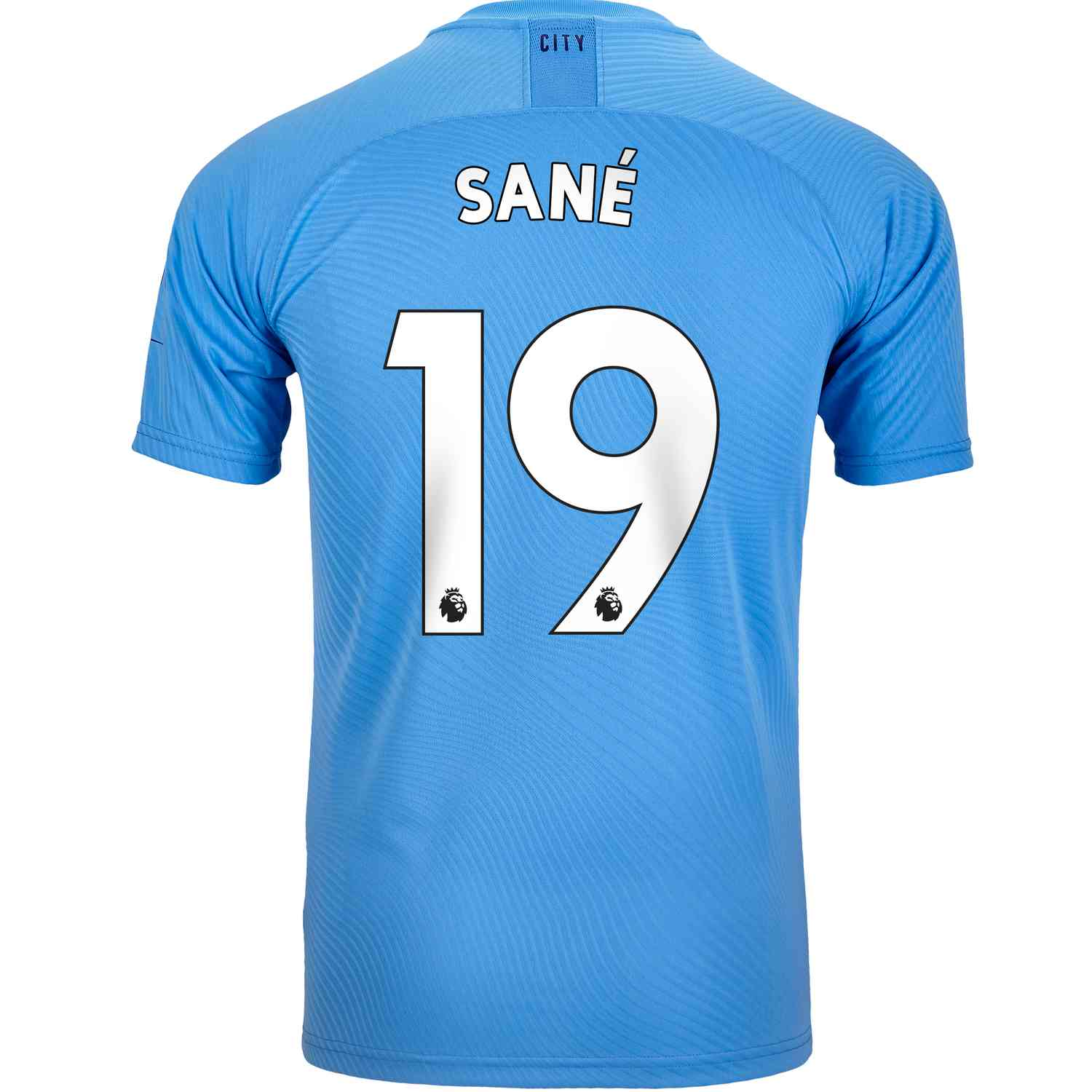 new product 25884 151b9 2019/20 Leroy Sane Manchester City Home Authentic Jersey