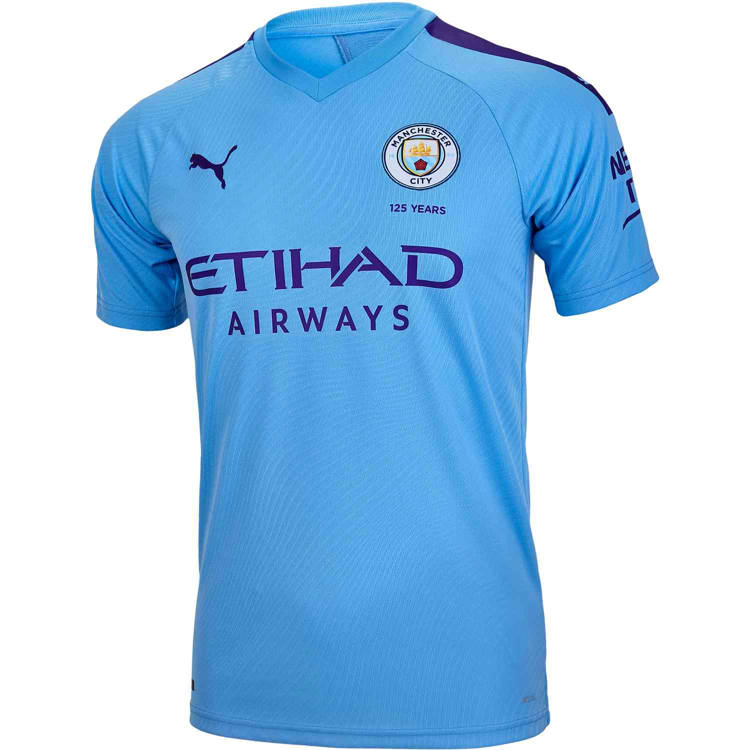 free shipping ab848 0755c 2019/20 PUMA Manchester City Home Jersey