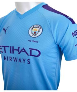 the latest 01fa3 53680 2019/20 Kevin De Bruyne Manchester City Home Jersey - Soccer ...