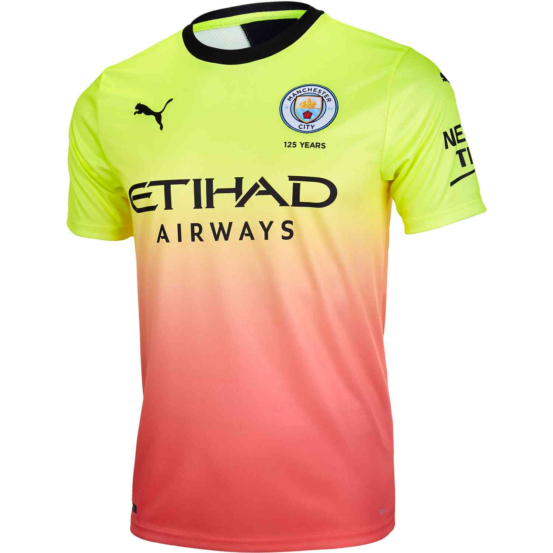 quality design 84adf 08e76 2019/20 PUMA Manchester City 3rd Jersey