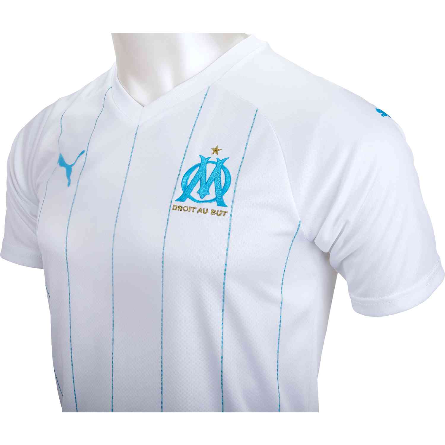 huge discount 6dd07 396f2 Marseille Home Jersey - 2019/20 - Soccer Master