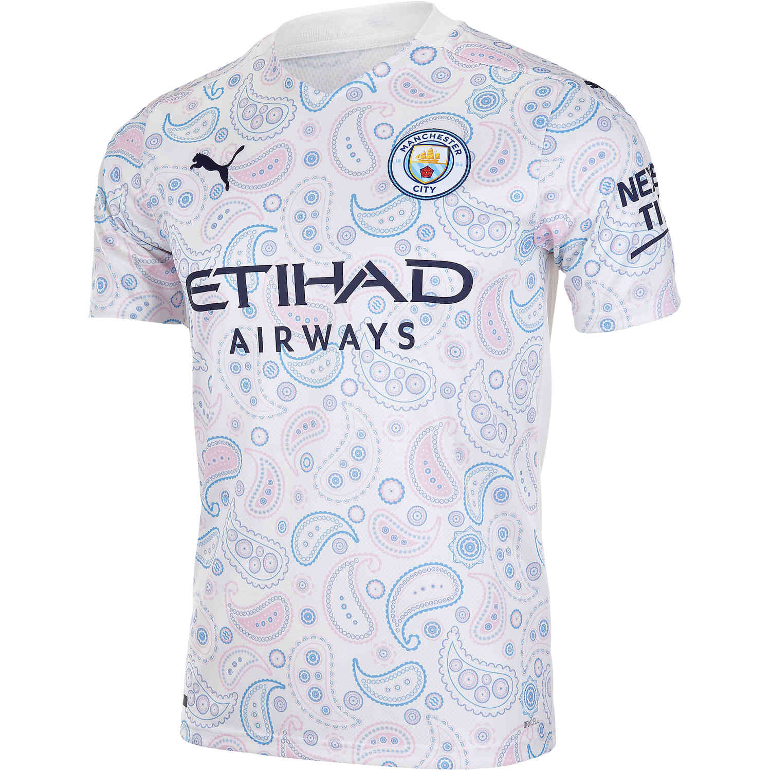 2020/21 Phil Foden Manchester City 3rd Jersey - Soccer Master