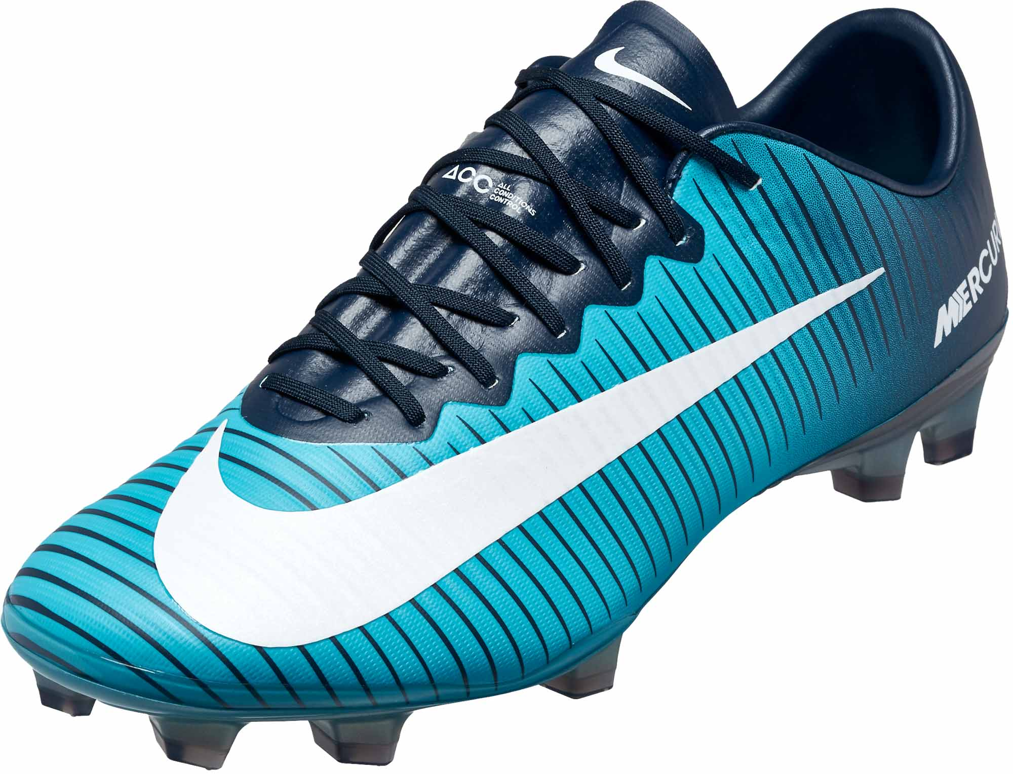 sale online stable quality discount shop Nike Mercurial Vapor XI FG - Obsidian & White - Soccer Master