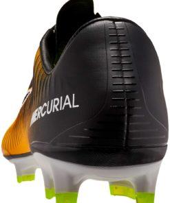 8ef59a4dbc0a Nike Mercurial Vapor XI FG Soccer Cleats - Laser Orange & Black - Soccer  Master