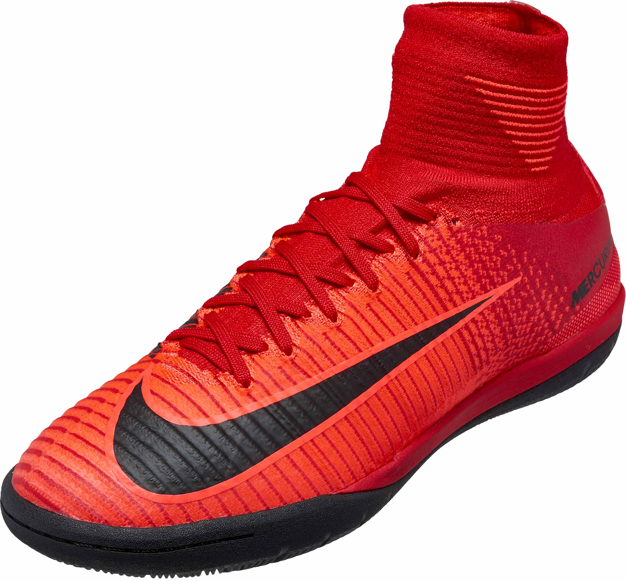 ed6364650515 Nike MercurialX Proximo II IC - University Red   Black - Soccer Master