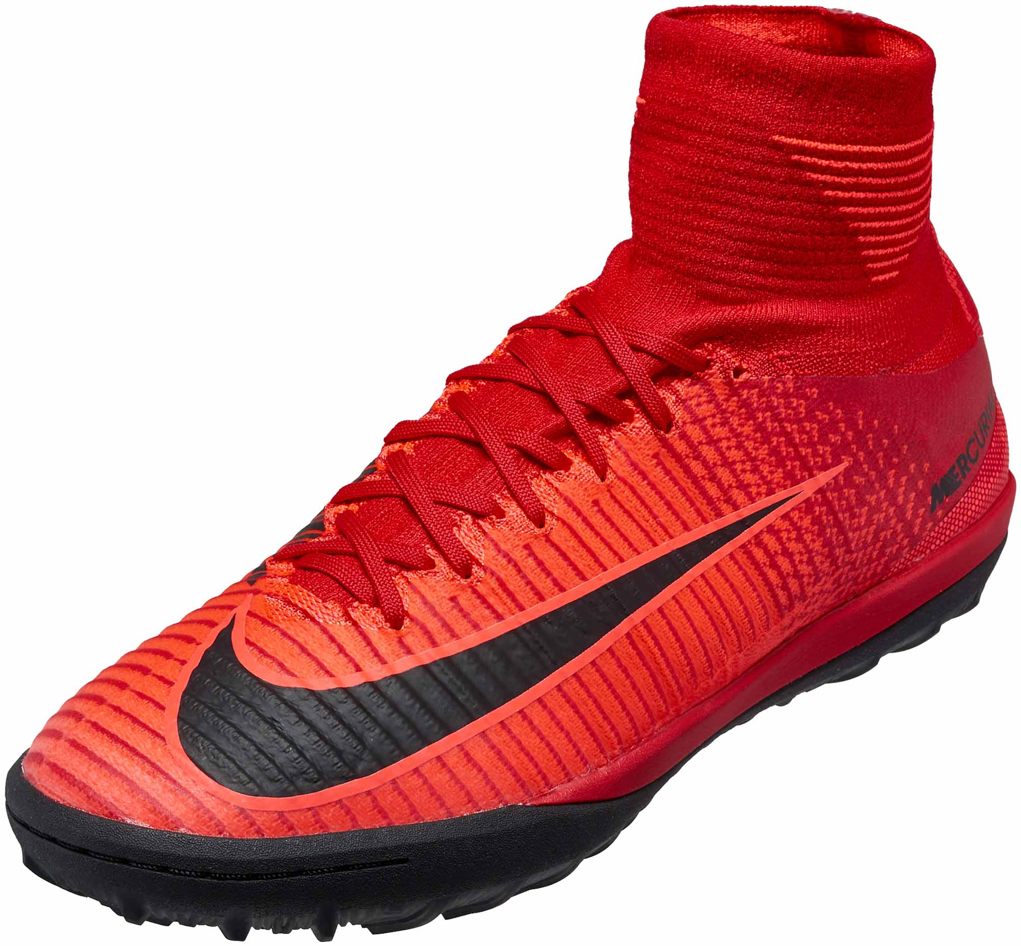 053c668c9ed Nike MercurialX Proximo II TF - University Red   Black - Soccer Master