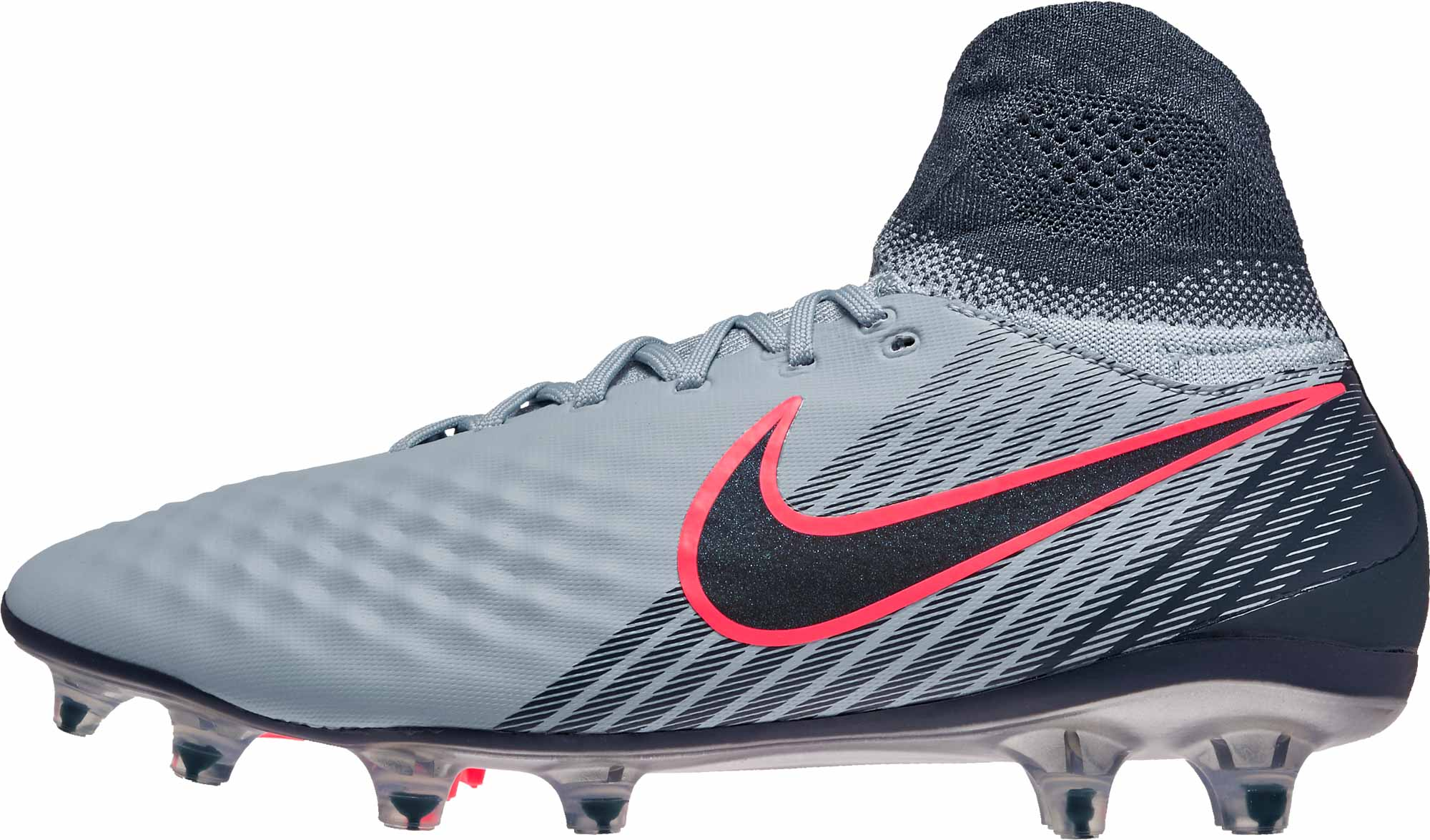 168bcd30257 Nike Magista Orden II FG Soccer Cleats - Light Armory Blue & Armory ...
