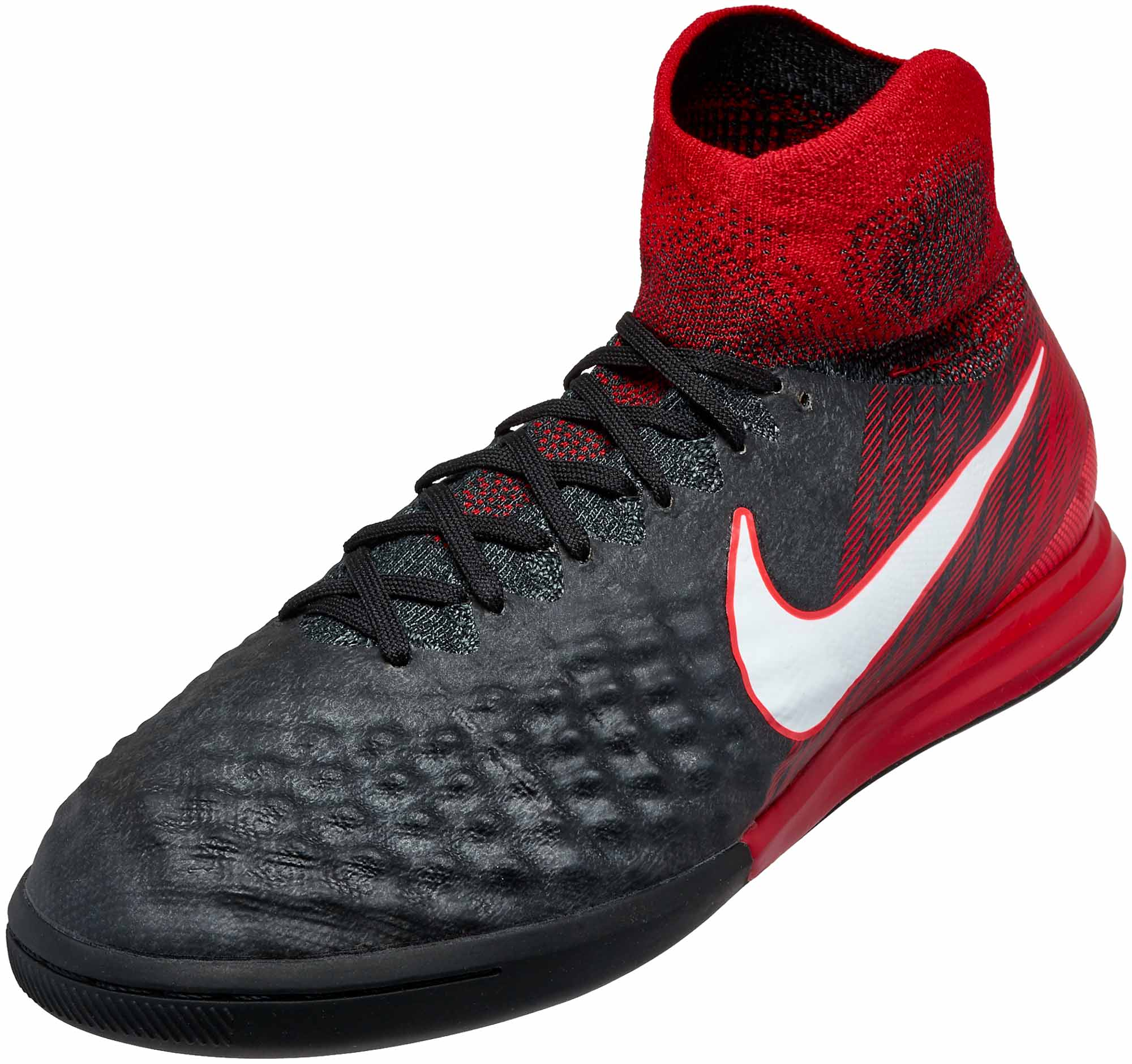 8cd3d77d3b57 Nike MagistaX Proximo II IC - Black   White - Soccer Master