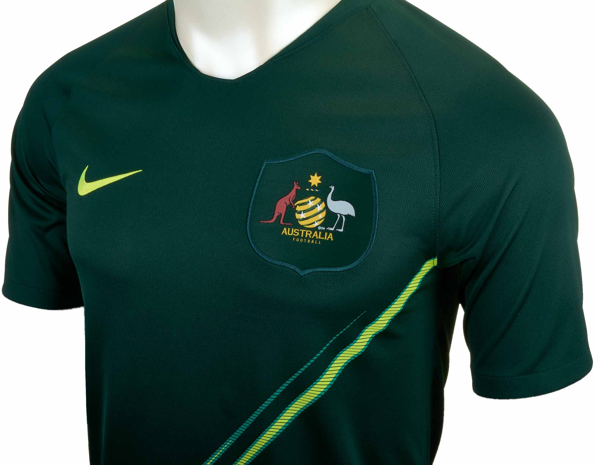 2590548ef50 Nike Australia Away Jersey 2018-19 - Soccer Master