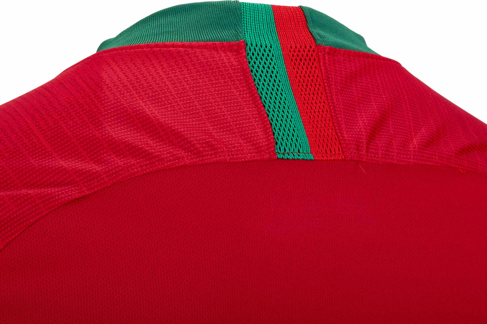 6c1d0a8dd 2018/19 Nike Portugal Home Jersey - Soccer Master