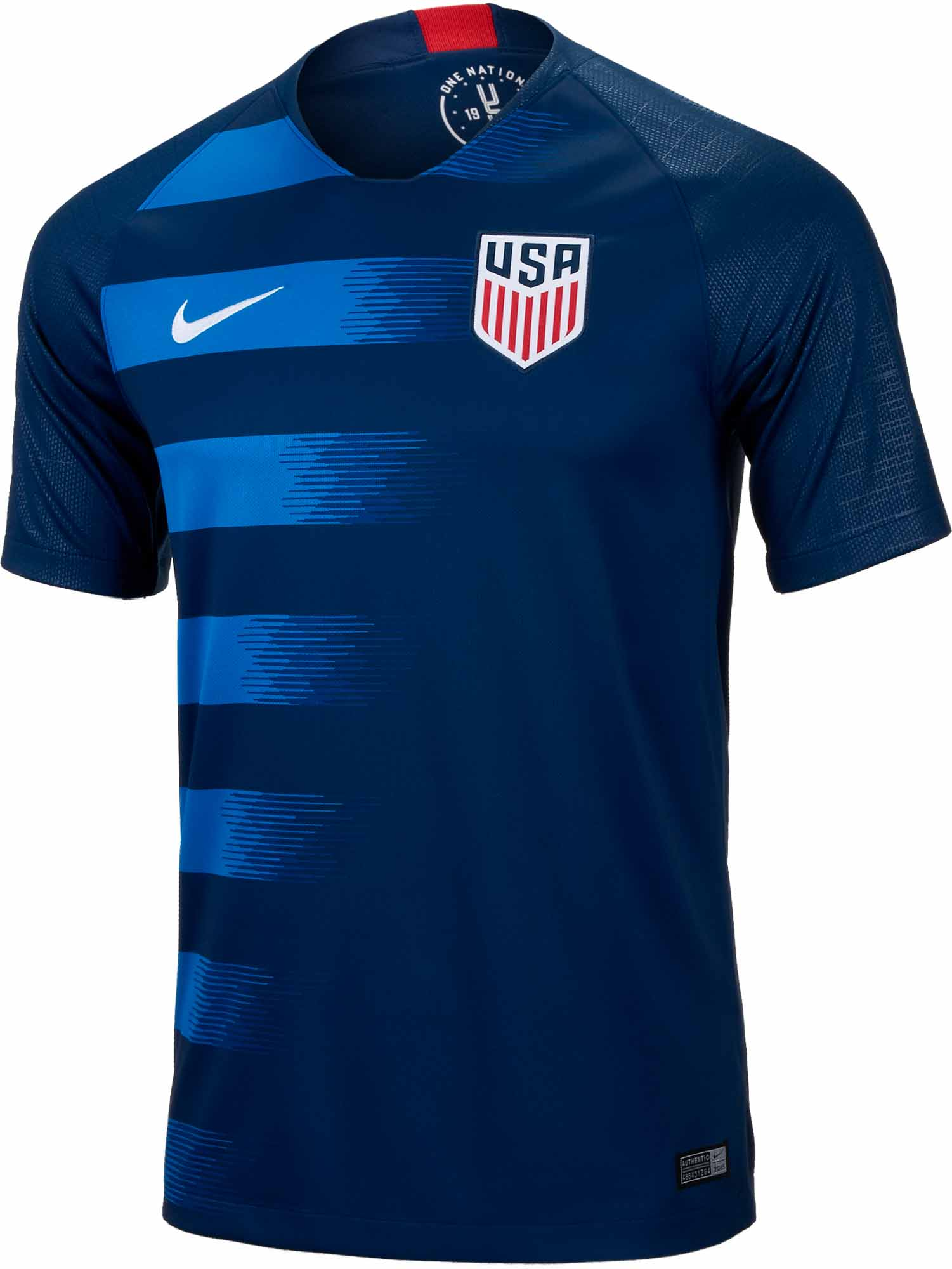 2bc1d4482 2018 19 Nike USA Away Jersey - Soccer Master