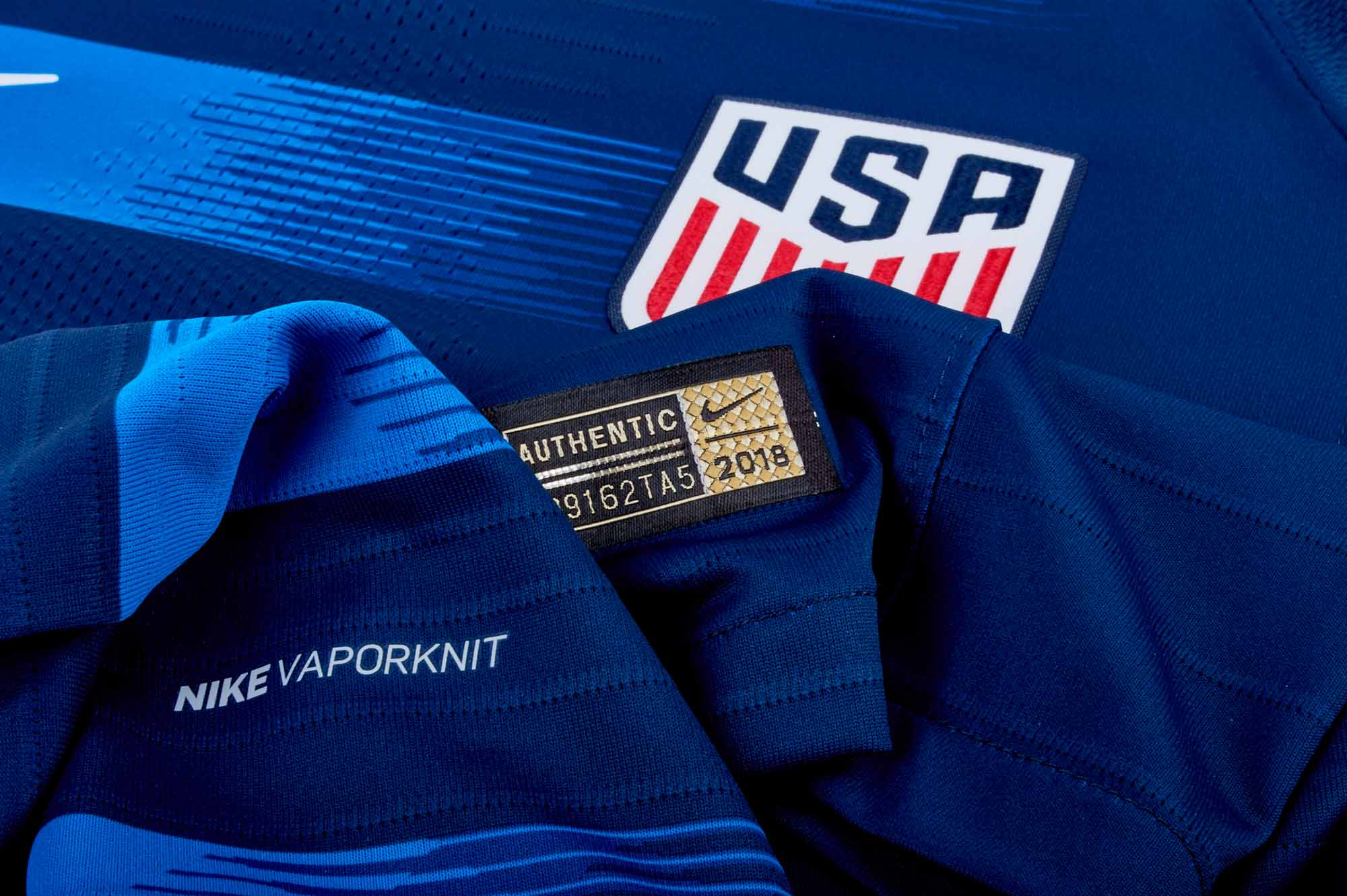2e1696e03 2018 19 Nike USA Away Match Jersey - Soccer Master