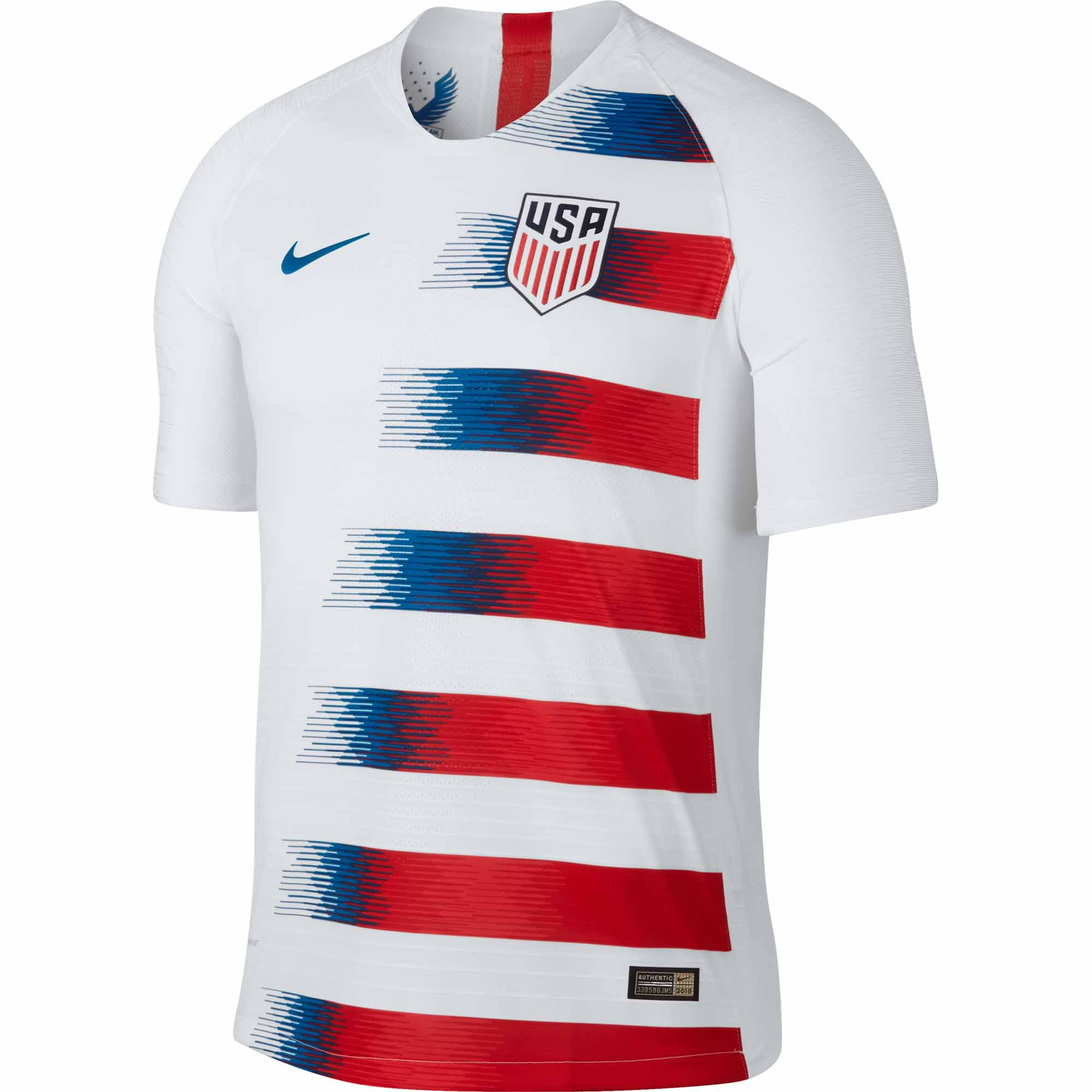 Nike USA Home Match Jersey 2018-19 - Soccer Master