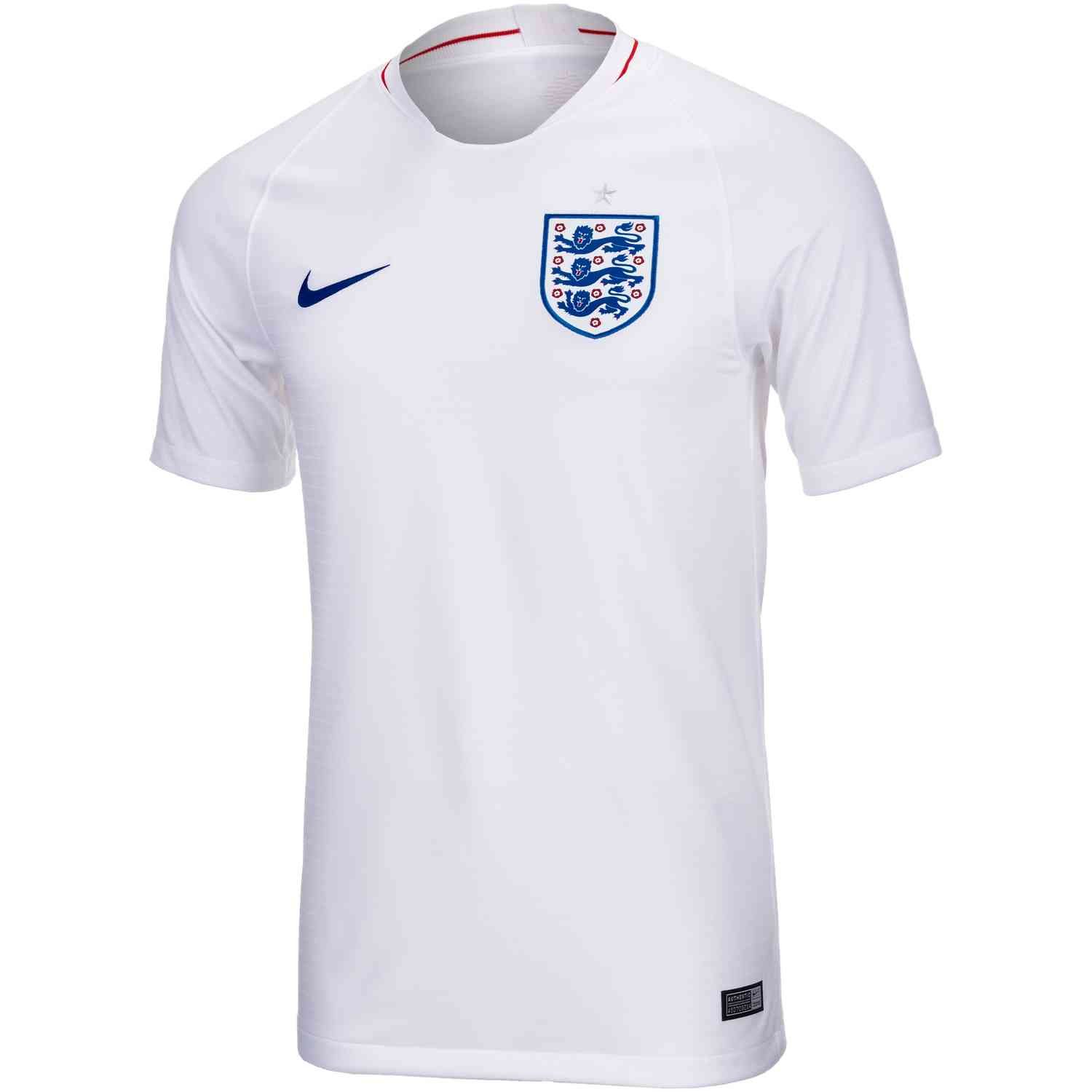 b638fb73588 Nike England Home Jersey - Youth 2018-19 NS - Soccer Master
