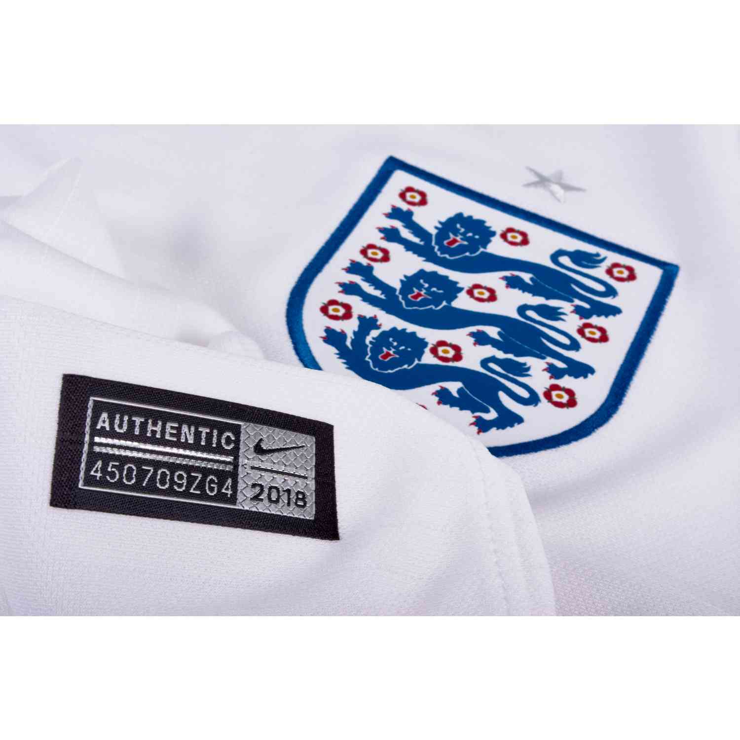 db6830ff42d Nike England Home Jersey - Youth 2018-19 NS - Soccer Master