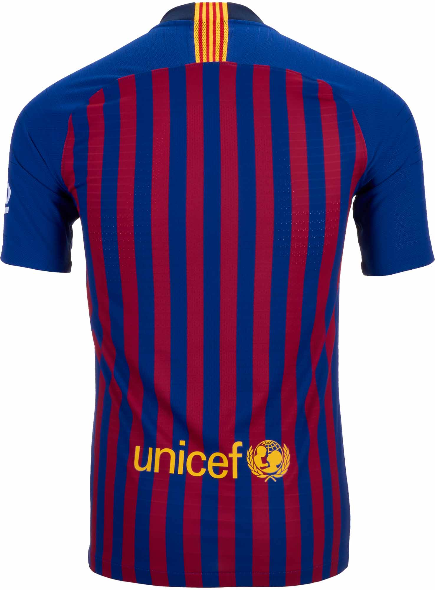 newest 29a05 0607d 2018/19 Nike Barcelona Home Match Jersey - Soccer Master