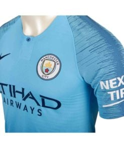 fb2e9204b 2018 19 Nike Manchester City Authentic Home Jersey - Soccer Master