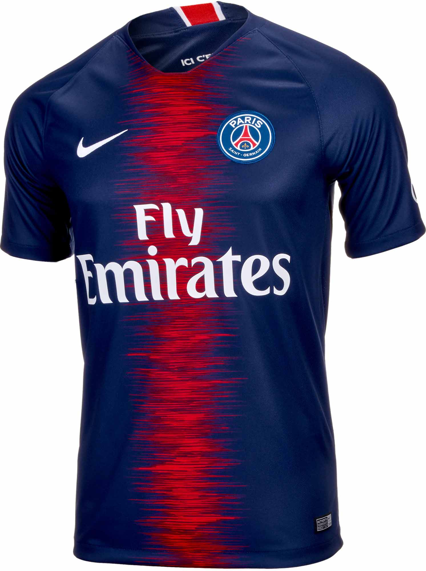 great fit 9ee29 671e6 Nike PSG Home Jersey 2018-19 - Soccer Master